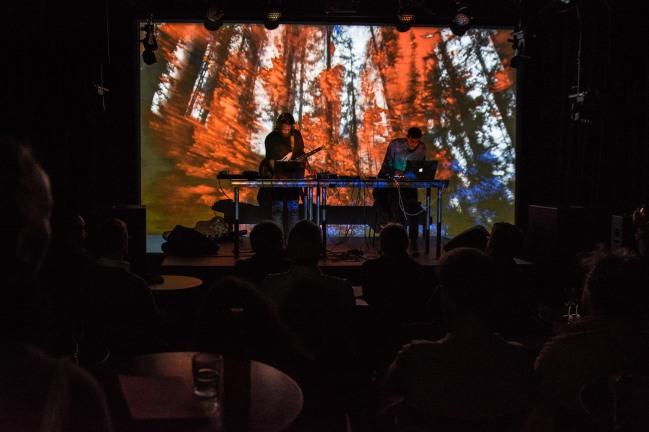 Ekko Festival 2017, Bergen (NO). Photo: Laimonas Puisys
